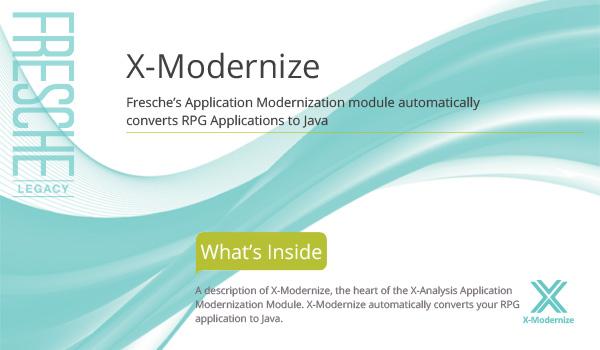 X-Modernize