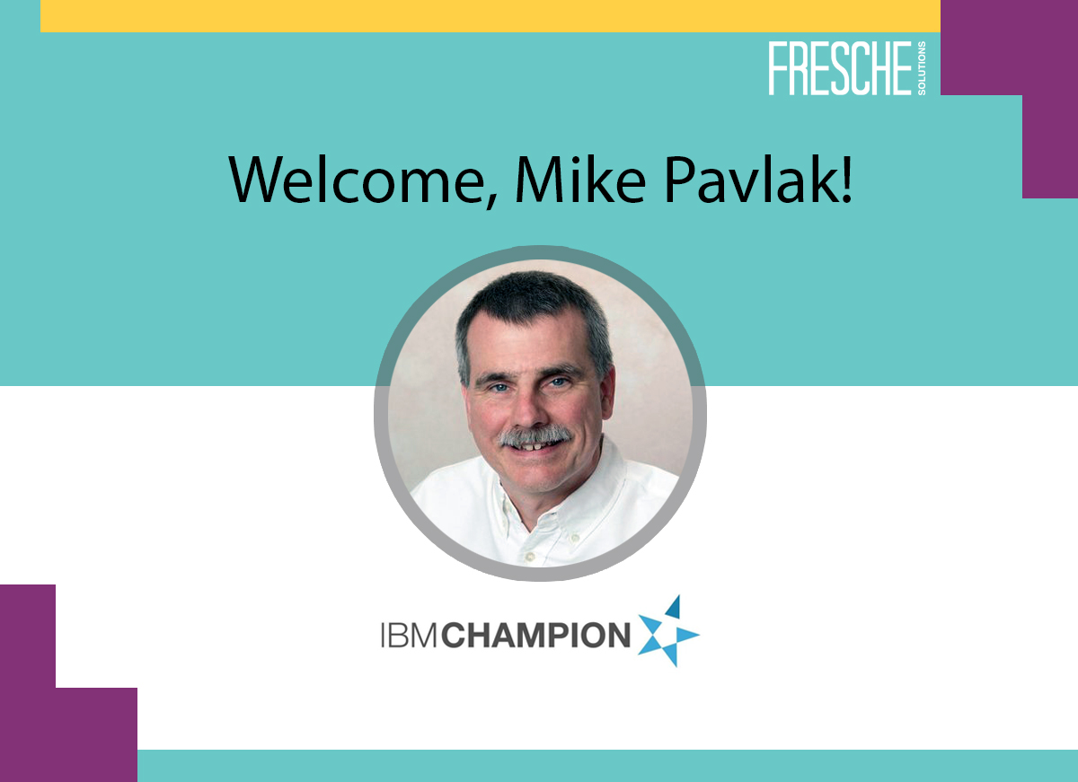 Mike Pavlak Joins Fresche Solutions