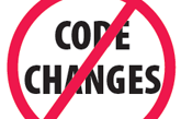 No Code Changes