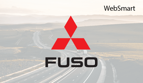 Fuso used WebSmart