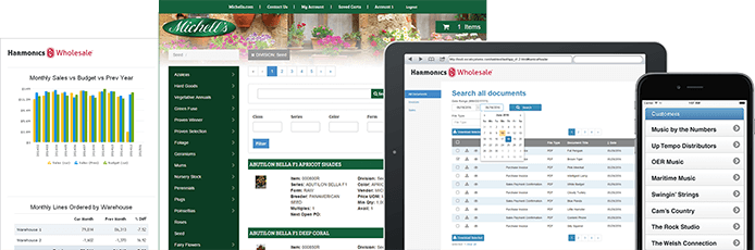 WebSmart works with Mobile, Tablet and Desktop