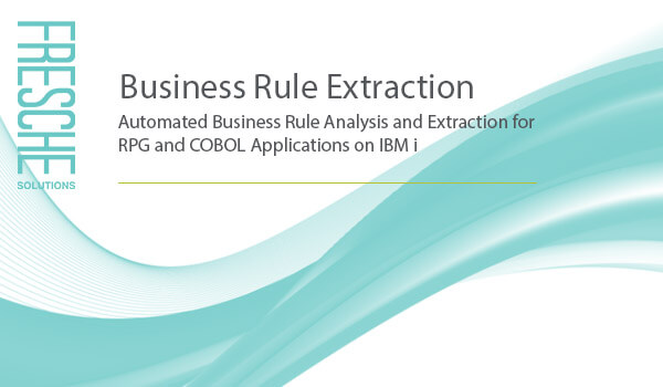 Business Rule Extraction