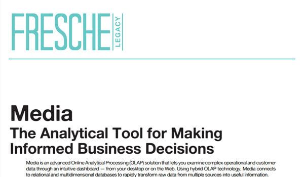 Media Analytic Tool