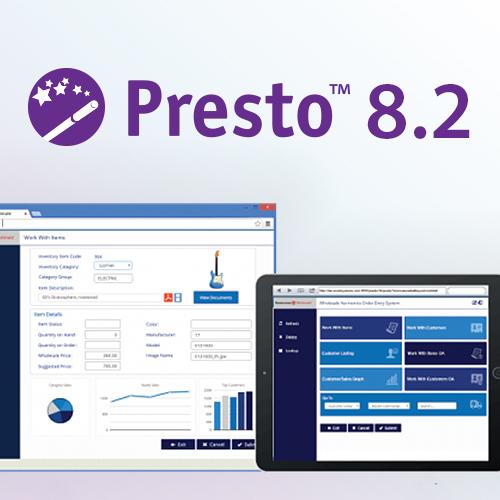 Presto 8 0 - 8 2: Insights Integration and New Developer